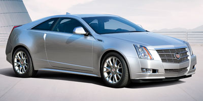2011 Cadillac CTS Coupe in Iowa City - 1 of 0