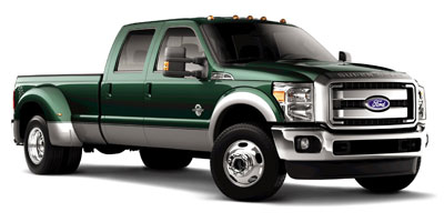 2011 Ford F-350 Supe