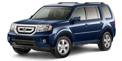 2011 Honda Pilot EX - Polished Metal Metallic