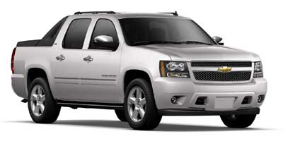 2011 Chevrolet Avalanche LTZ in Sioux Falls and Des Moines