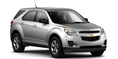 2012 Chevrolet Equinox LS in Iowa City and Rapid City