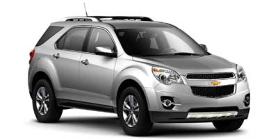 2012 Chevrolet Equinox LTZ in Des Moines and Fargo