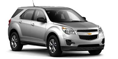 2012 Chevrolet Equinox LS in Iowa City and Fargo