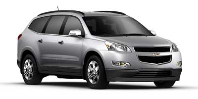 2010 Chevrolet Traverse in Sioux Falls - 1 of 0