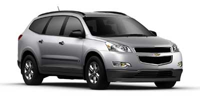 2011 Chevrolet Traverse in Sioux Falls - 1 of 0