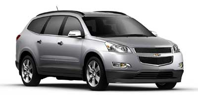 2011 Chevrolet Traverse in Iowa City - 1 of 0
