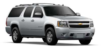 2010 Chevrolet Suburban in Rapid City - 1 of 0