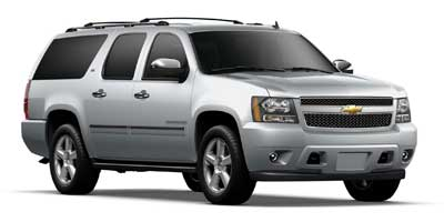 2010 Chevrolet Suburban LTZ available in Clear Lake and Fargo