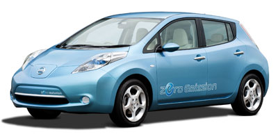 2012 Nissan LEAF in Sioux City - 1 of 0