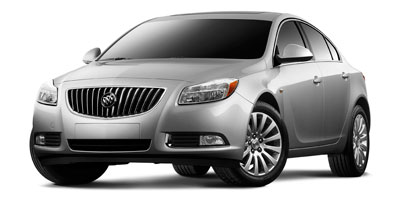 2011 Buick Regal CXL RL1 in Iowa City and Sioux City