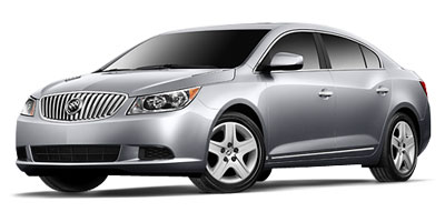 2012 Buick LaCrosse in Iowa City - 1 of 0
