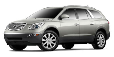 2012 Buick Enclave Leather AWD in Iowa City and Sioux City