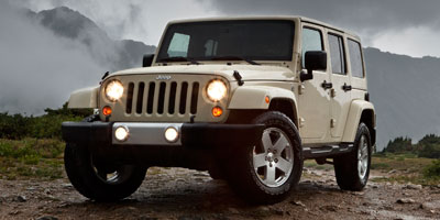 2011 Jeep Wrangler Unlimited in Sioux City - 1 of 0