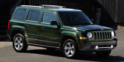 2012 Jeep Patriot Lati