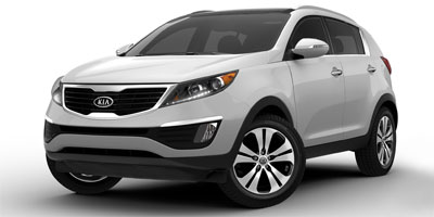 2013 Kia Sportage in Iowa City - 1 of 0