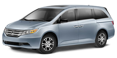 2011 Honda Odyssey in Iowa City - 1 of 0