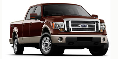 2012 Ford F-150 2WD SuperCrew 145