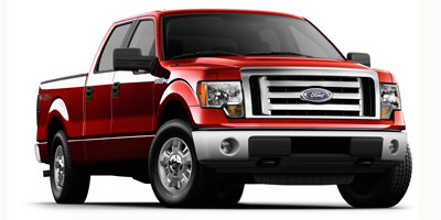 2012 Ford F-150 4WD SuperCrew  - X8687