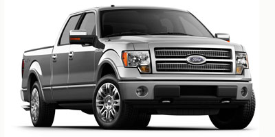 2011 Ford F-150 4WD SuperCrew 157