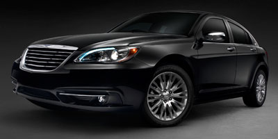 2013 Chrysler 200 Tour