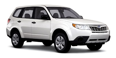 2012 Subaru Forester in Sioux Falls - 1 of 0