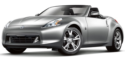 2012 Nissan 370z ROADS 2dr Car