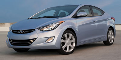 2011 Hyundai Elantra in Iowa City - 1 of 0