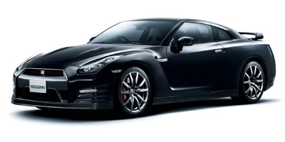 2013 Nissan GT-R BLACK Coupe