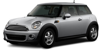 2013 MINI Cooper Hardtop Coupe Lease Special