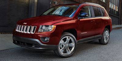 2012 Jeep Compass Spor