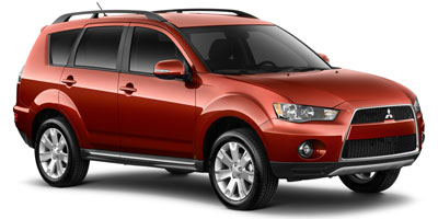2011 Mitsubishi Outlander in Sioux Falls - 1 of 0