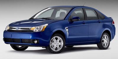 2011 Ford Focus in Iowa City - 1 of 0
