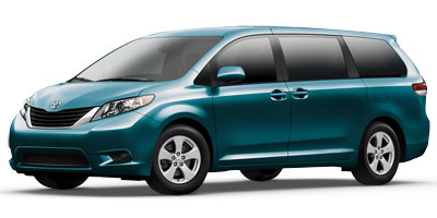 2013 Toyota Sienna in Sioux Falls - 1 of 0