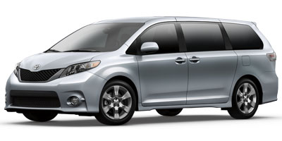 2011 Toyota Sienna in Sioux Falls - 1 of 0