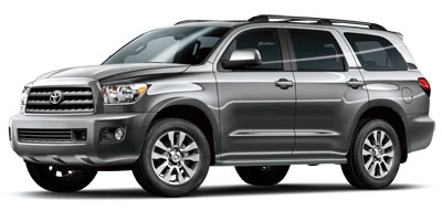 2013 Toyota Sequoia Platinum available in Sioux Falls and Fargo