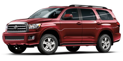 2012 Toyota Sequoia in Iowa City - 1 of 0