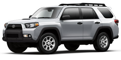 2011 Toyota 4Runner in Iowa City - 1 of 0