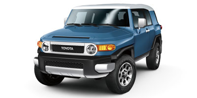 2012 Toyota FJ Cruiser in Sioux Falls - 1 of 0