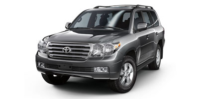 2013 Toyota Land Cruiser  Lease Special