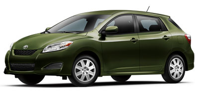 2013 Toyota Matrix L Manual Lease Special