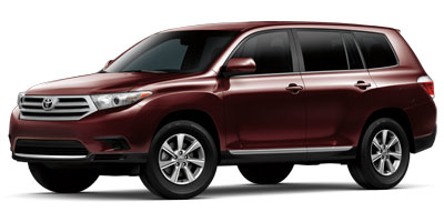 2013 Toyota Highlander in Sioux Falls - 1 of 0