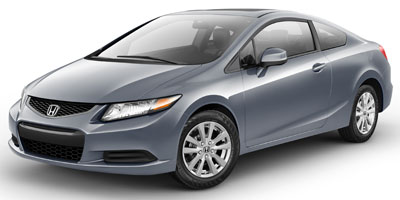 2012 Honda Civic Cpe in Iowa City - 1 of 0