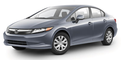 2012 Honda Civic Sdn in Iowa City - 1 of 0