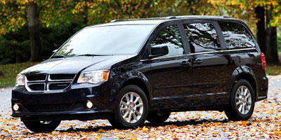 2012 Dodge Grand Caravan in Iowa City - 1 of 0