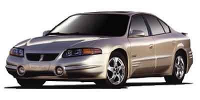 Pontiac Bonneville 2002