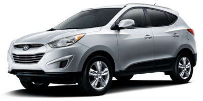 2011 Hyundai Tucson in Iowa City - 1 of 0