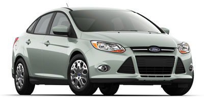 2012 Ford Focus in Iowa City - 1 of 0