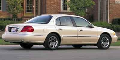 Lincoln Continental 2002