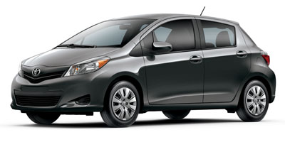 2012 Toyota Yaris in Sioux Falls - 3 of 0