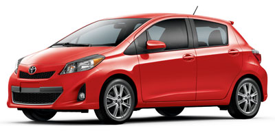 2012 Toyota Yaris in Sioux Falls - 2 of 0